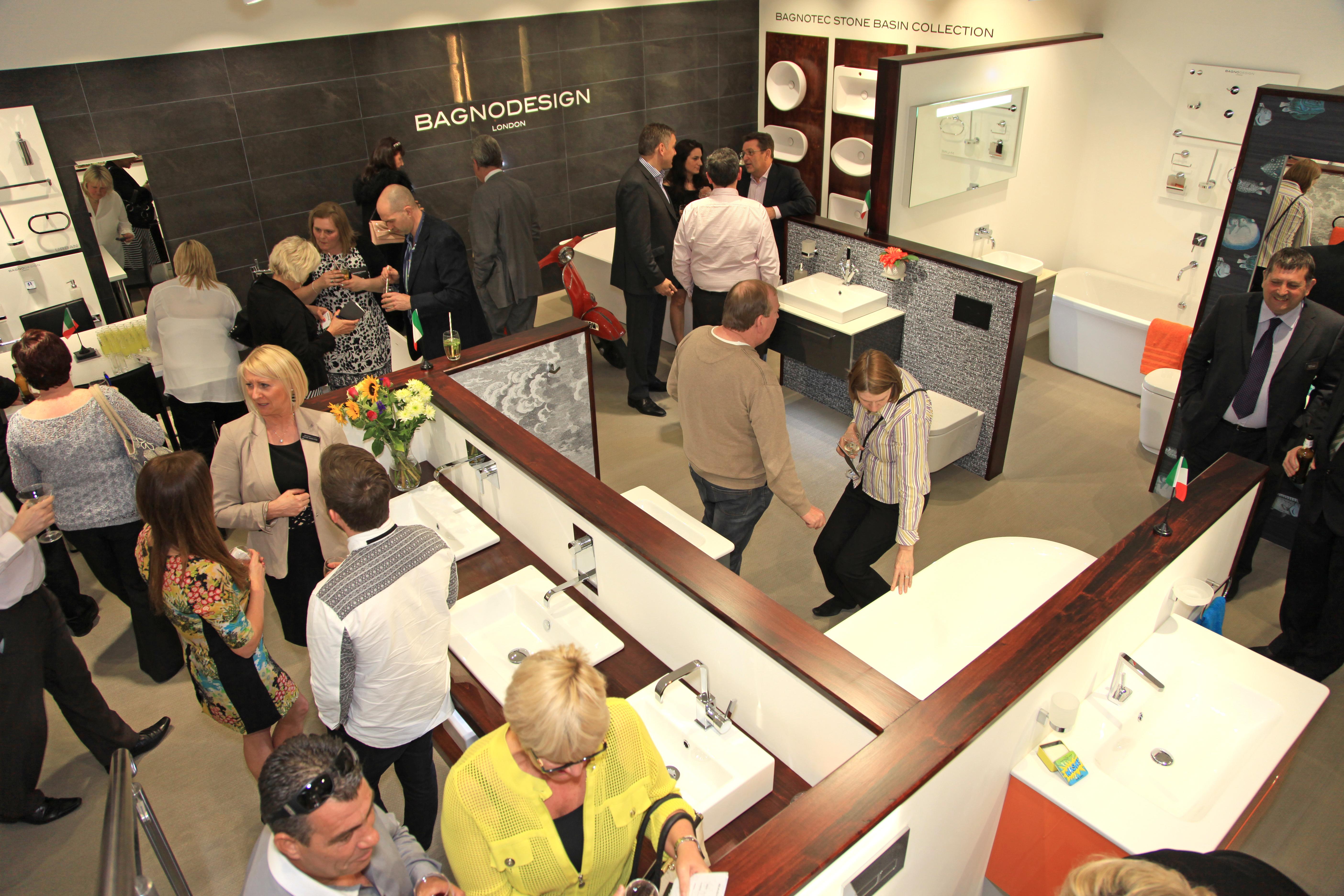 Bagno design showroom london u comarg