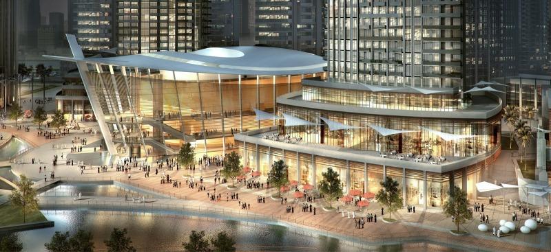 Bagnodesign for Hotel dubai design district